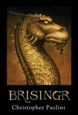 Brisingr~Book 3 InThe Inheritance Cycle~by Christopher Paolini (2008, Hardcover)