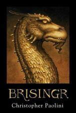 Brisingr (Inheritance, Book 3), Christopher Paolini, 0375826726, Book, Acceptabl