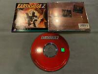 EarthSiege 2 - PC Computer CD Sierra Video Game COMPLETE in Original Jewel Case!