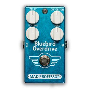 Mad Professor Bluebird Overdrive Guitar Effects Pedal