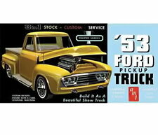 AMT 1/25 PLASTIC MODEL KIT 1953 FORD PICKUP TRUCK AMT882