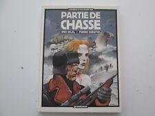 PARTIE DE CHASSE EO1983 BE/TBE ENKI BILAL CHRISTIN EDITION ORIGINALE REFV3
