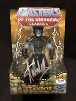 Stan Lee Signed Comic Con Exclusive Masters of the Universe  STANDOR PSA/DNA
