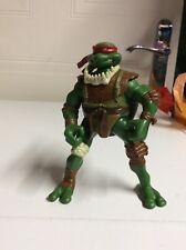 """Tmnt Dino Raphael 4.5"""" action figure 2006 teenage mutant ninja turtles"""