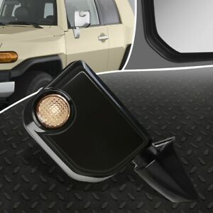 FOR 07-09 TOYOTA FJ CRUISER OE STYLE POWERED+TURN SIGNAL RIGHT SIDE DOOR MIRROR