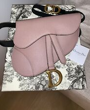 Authentic CHRISTIAN DIOR Saddle Belt Bag SOLD OUT WORLDWIDE NWT