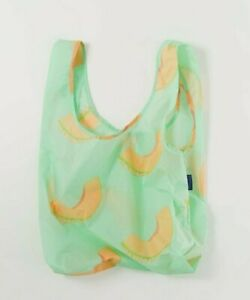 NWT Brand New BAGGU Standard Reusable Bag CANTALOUPE SOLD OUT EVERYWHERE