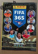 Panini - FIFA 365 - 2017 - Album Vide et Neuf