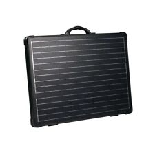 120W 12V lightweight folding solar charging kit with waterproof MPPT controller
