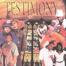 Testimony: Songs Of Redemtion 2000 by F.T.F.