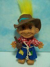 "HILLBILLY / HILLBILLIE BOY / HOBO- 5"" Russ Troll Doll - NEW IN ORIGINAL WRAPPER"