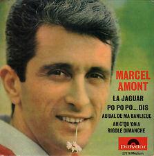 MARCEL AMONT LE JAGUAR FRENCH ORIG EP CLAUDE ROMAT