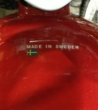 HUSQVARNA 250 CROSS 400 CROSS 360 PETROL TANK SWEDISH FLAG MADE IN SWEDEN DECAL