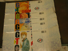 SOVRACOPERTINE GTO GREAT TEACHER ONIZUKA DEL N. 1 2 3 4 5 TORU FUJISAWA DYNIT