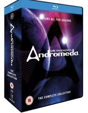 Andromeda Seasons 1-5 Complete Collection Blu-Ray English (REV065.UK.BR) Wie Neu