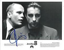 Andy Garcia signed John Malkovich' Jennifer 8 8X10 Original Still Photo