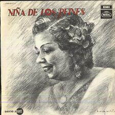 Nina DE LOS PEINES Al Gurugu Spanish LP REGAL 20077