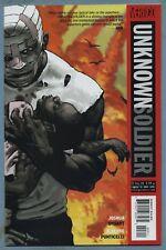 Unknown Soldier #3 (Feb 2009, DC Vertigo) Joshua Dysart Alberto Ponticelli m