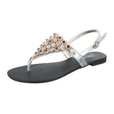 Markenlose Damen-Sandalen & -Badeschuhe für die Freizeit in Größe 41