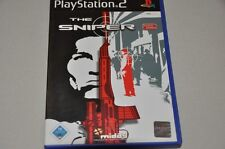 PlayStation 2 juego-the Sniper 2-Action-completo alemán ps2 OVP