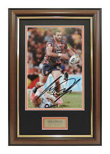 Greg Inglis Indigenous All Stars SIGNED AND FRAMED Photo