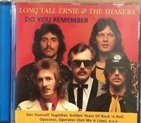 Long Tall Ernie & the Shakers - Do You Remember CD #G1997077