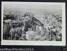 1461.-GRANADA -15 GeneralifeGRANADA -15 Generalife Vis Vista desde el Generalife