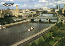 Postcard  Russia Moscow  view of the City   unposted