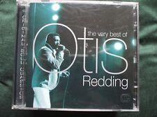 The Very Best Of Otis Redding.Double CD.Both Discs Are In Ex.Condition.