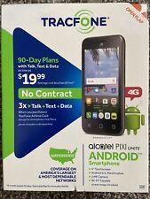Tracfone TFALA460GP4P Alcatel Prepaid Onetouch Pixi PULSAR LTE A460G Smartphone