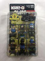 Slaughter's Marauders KRE-O 6 Pack GI Joe Sgt. Slaughter! Kreo New Sealed Set
