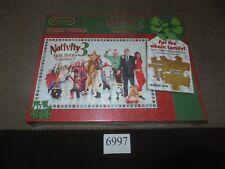 Falcon Deluxe Nativity 3 - 615 Piece Christmas Jigsaw NEW SEALED FreeUKPost