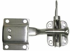 Ultra Hardware 35941 Auto Adjust Gate Latch, Stainless Steel