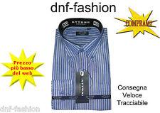 Camicia classica uomo Attore manica lunga collo Button down art 090