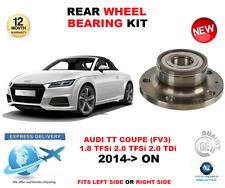 für Audi TT Hinterradlager 2014- > Coupe ab FV3 Links o rechts Hand Seite