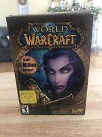 World of Warcraft (Windows/Mac, 2004) No Booklet