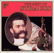 The Best of Strauss (CD, Madacy)