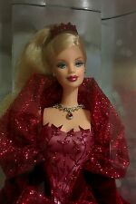 HOLIDAY CELEBRATION BARBIE DOLL 2002 Special Limited Edition~~ NRFB