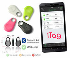 iTag Bluetooth 4.0 Smart Tracer Key Finder Alarm Phone Tablet Wallet Locator GPS