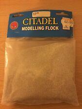 Vintage Citadel modelling flock bag 1994 - never opened!