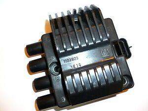 Fits Pontiac Sunbird Ignition Coil Oem Gm Brand 1994 1103923 New