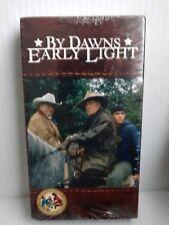 NEW NIP VHS Movie: By Dawn's Early Light 2000 Hallmark Entertainment