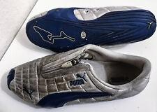 PUMA F1 RACING SpeedCat Motorsport Sneakers SPORTSCHUHE BLAUGRAU 41 US8 UK7 26cm