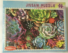 1000 Piece Puzzle Falling in Love DCBA HGFE Sealed