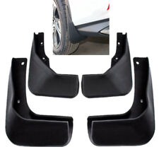 4x ABS Mudflaps Splash Guard Fender Mudguard For Mitsubishi Outlander 2016-2018
