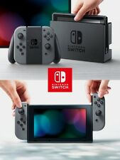 Brand New Nintendo Switch Console Gray Joy Con Ships FREE PRIORITY!!! w/receipt