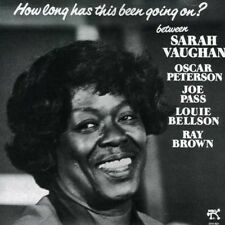 Sarah Vaughan - How Long Has This Been Going on [New CD]