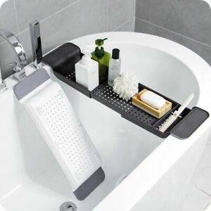 Mensola portaoggetti per vasca da bagno, mensola portaoggetti per vasca da bagno