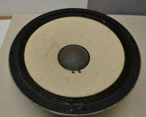 """Vintage JBL Model 123A-3 12"""" Driver Speaker Woofer"""