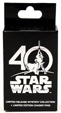 Star Wars Celebration 2017 40th Anniversary Disney LR Mystery Pin Box w/ 2 pins